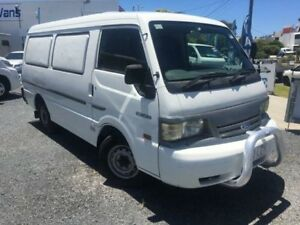 2005 Ford Econovan JH LWB White 5 Speed Manual Van Currumbin Waters Gold Coast South Preview