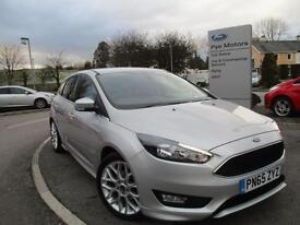 Ford Focus 1.0T ( 125ps ) EcoBoost ( s/s ) 2016 Zetec S