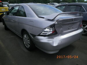 2005 HONDA CIVIC FOR PARTS