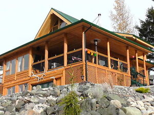 LOGAN LAKE LOG CABIN BED & BREAKFAST