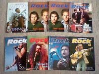 The History of Rock magazines