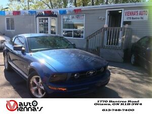 2007 Ford Mustang V6 2dr Coupe