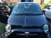 Fiat abirth 500 Manual 3Door very low milage almost new . clean inside and out .