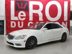 Mercedes-Benz Classe-S S550 4MATIC AMG PACK LWB 2010