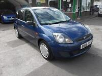 2007 (56) FORD FIESTA 1.25 Style [Climate]