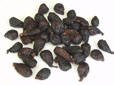Dried California Black Mission Figs, 5 lb bag-Green Bulk Extra 5% buy $100+