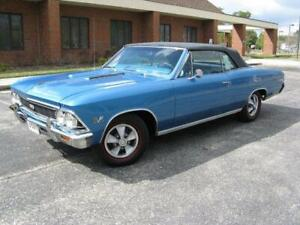 1966 - 1969 Chevelle or Beaumont and/or items for restoration