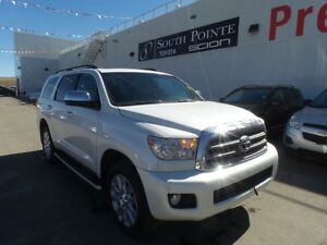 2015 Toyota Sequoia |DVD Player | Navigation | Certified