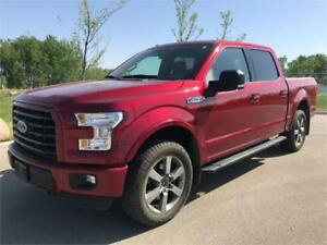 2015 Ford F-150 4x4 Sport ~ Mint Condition ~20Km ~ Only $265 B/W