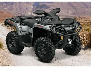 Used 2015 Bombardier Can-Am Outlander 650 xt