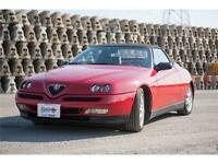 1998 Alfa Romeo Spider - Twin Spark Engine - Only 17,000 kms!