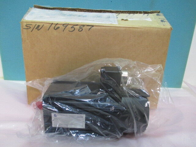 Berkeley Process Control ASM121-B-0B-16-NB10 AC Brushless Servo Motor, 422418