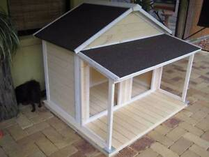 Large  twin dog house Maitland Maitland Area Preview