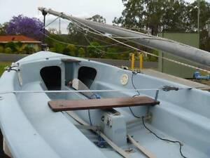 Dehaviland Corsair Fibreglass Sailing Boat Kooralbyn Ipswich South Preview