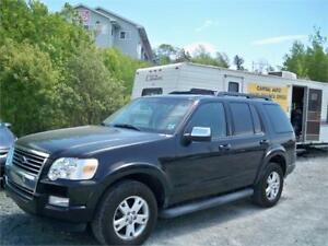 BLACK ON BLACK! 2010 Ford Explorer NAVIGATION, DVD, 4WD! FINANCE