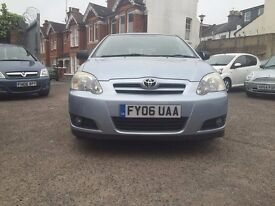 Toyota Corolla 1.4 VVT-i Colour Collection 5dr£2,495 low mileage