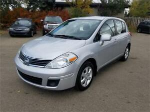 2009 Nissan Versa 1.8 Automatic, Only 105686 km, Excellent Shape