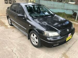 2000 Holden Astra TS Olympic Black Sedan South Nowra Nowra-Bomaderry Preview