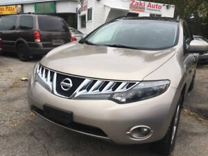 2009 Nissan Murano SL Safety and E Test is Included The Price.