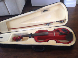 ELECTRIC VIOLIN (with EVERYTHING You Need)