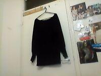 Black Top/ Sweater