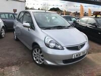2006 Honda Jazz 1.4 i-DSI SE CVT-7 5dr, AUTOMATIC, LOW MIEALGE, FIRST TO SEE WILL BUY