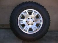 CLEARANCE - CHEVROLET*GMC*CADILLAC WHEELS/TIRES - BRAND NEW!
