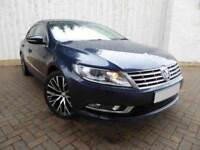 Volkswagen CC 2.0 TDI BlueMotion Tech GT ....Stunning Car, with Full Leather Interior, Fabulous MPG