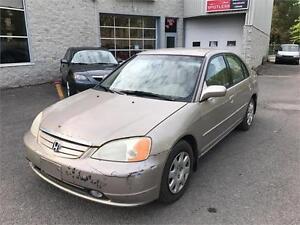 2002 Honda Civic LX-G SE