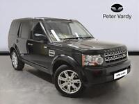 2010 LAND ROVER DISCOVERY 4 DIESEL SW