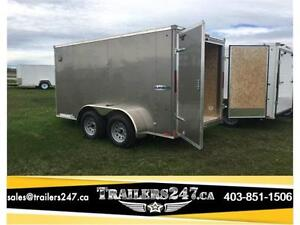 -*-*New 6ft x 12ft Tandem Axle Element Cargo by Look Trailers*-*