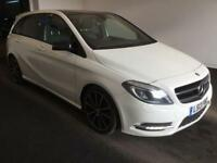 2013 Mercedes-Benz B180 1.8CDI Blue F s/s Sport BUY FOR ONLY £36 A WEEK *FINANCE