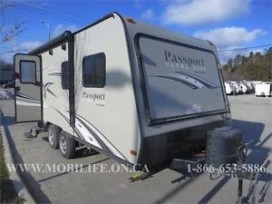 *FAMILY HYBRID TRAILER FOR SALE*BLOWOUT CLEARANCE! LIGHTWEIGHT
