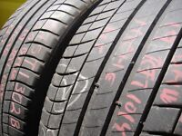 275/40/19 Michelin Primacy 3, BMW, Runflat x2 A Pair, 5.6mm (454 Barking Rd, Plaistow, E13 8HJ) Used