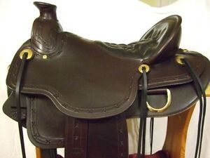 CHRISTMAS GIFT IDEA:TUCKER WADE STYLE SADDLE