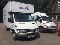 Removals - Professional & Affordable / man with van