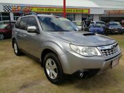 2010 Subaru Forester S3 MY10 2.0D AWD Silver 6 Speed Manual Wagon Clontarf Redcliffe Area Preview
