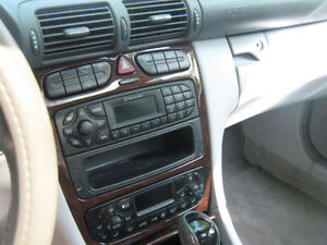 2002 Mercedes-Benz C-Class Sport Wagon