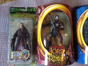 Lord of the RINGS figures MIB MOC lot 1 Orcs and more London Ontario image 10