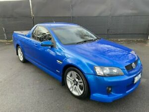 2009 Holden Ute VE MY10 SV6 Voodoo 6 Speed Sports Automatic Utility Invermay Launceston Area Preview