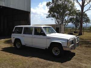 1991 Nissan Patrol Wagon Beaudesert Ipswich South Preview