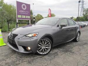 """2014 Lexus IS 250 """"ALL WHEEL DRIVE, REAR CAMERA, 4 NEW TIRES"""