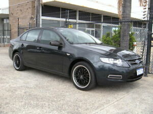 2013 Ford Falcon FG MK2 XT Grey 6 Speed Auto Seq Sportshift Sedan Wangara Wanneroo Area Preview
