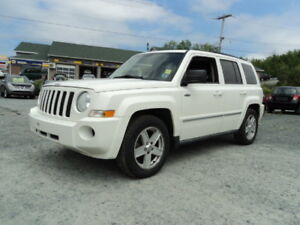 119$ BI WEEKLY OAC!!! 2010 JEEP PATRIOT ONLY 136000 KM 4X4