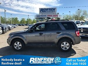 2011 Ford Escape V6 4wd XLT POWER SEAT