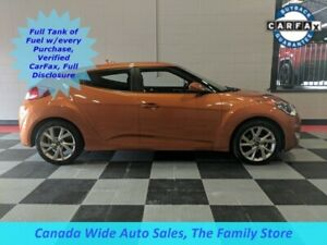 2016 Hyundai Veloster SE, Back Up Camera, Heated Seats