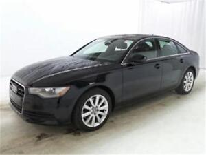 2014 Audi A6 AWD! ONLY 22,889 MILES!