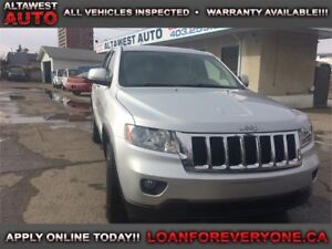 2011 Jeep Grand Cherokee Laredo Loaded Leather 4wd