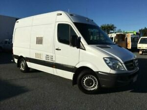 2014 Mercedes-Benz Sprinter 906 MY14 316CDI MWB White Van 2.1l RWD Currumbin Waters Gold Coast South Preview