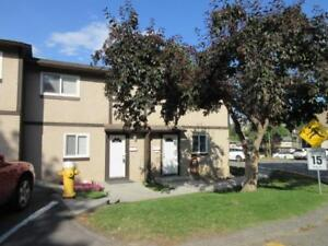 TOWNHOUSE 2 LEVEL with a basement. 2 bdrms